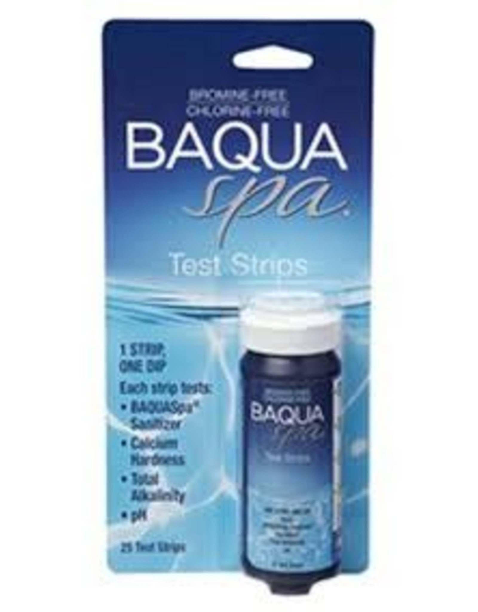 Baqua Test Strips