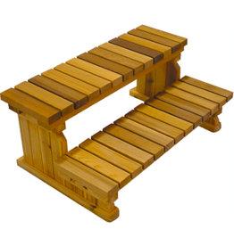 """Visscher Cedar Steps 36"""""""