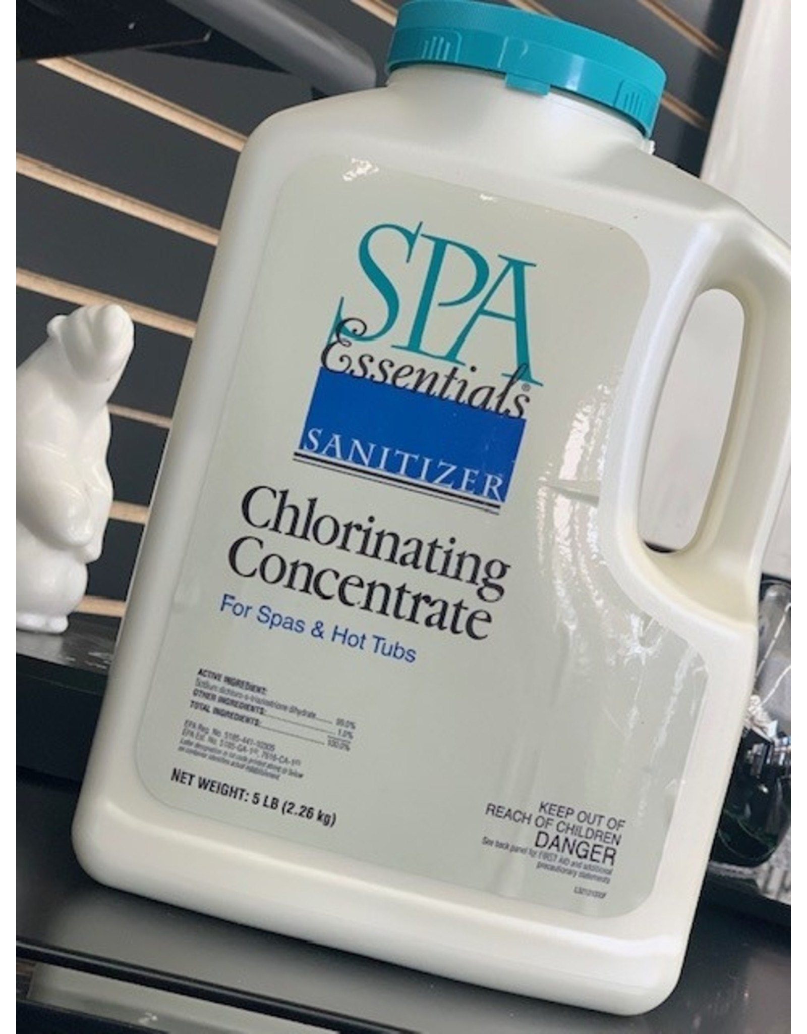 Chlorine Concentrate 5lbs