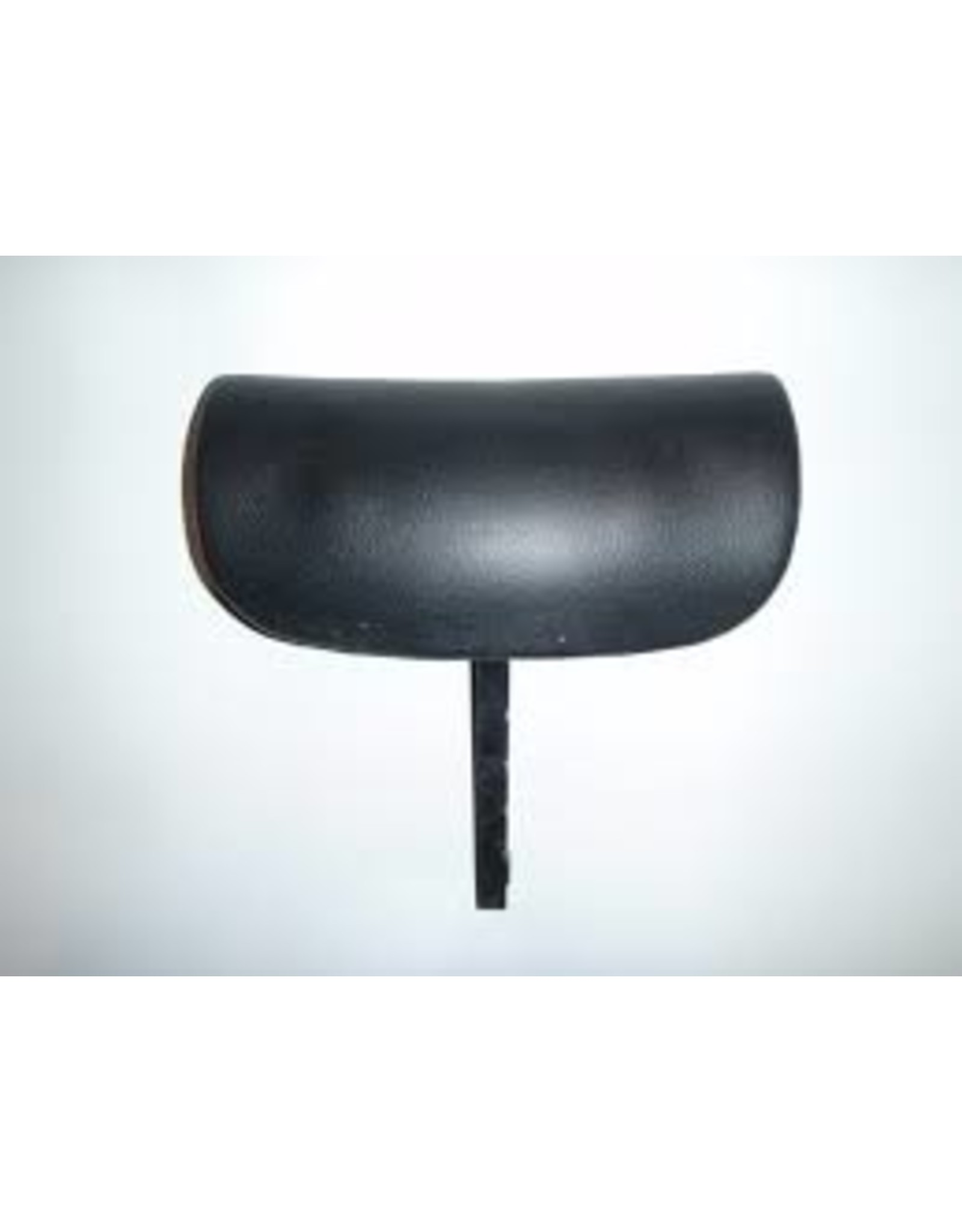 Pillow Adjustable Black with mounting post