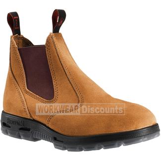 Redback Redback USBBA Bobcat Pull On Steel Cap Boots