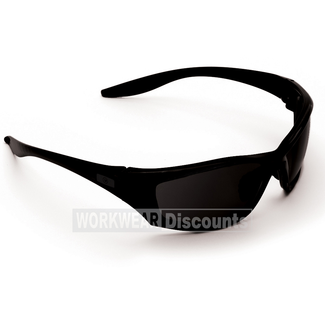 Pro Choice Pro Choice 8202BK Mercury Black Frame Safety Glasses