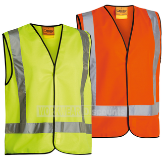 Bisley Bisley BT0347 Hi-Vis Taped Vest