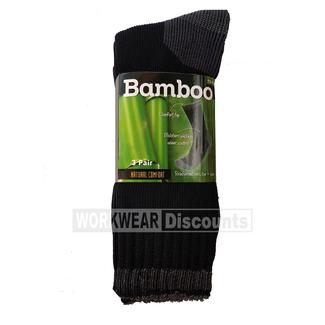 Judd's Workwear Judd's 3 Pack Bamboo Sock