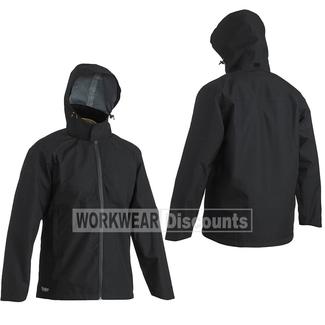 Bisley Bisley BJ6926 Lightweight Ripstop Rain Jacket