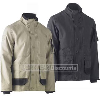 Bisley Bisley BJ6500 Flex & Move™ Canvas Jacket