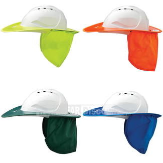 Pro Choice Pro Choice V9PB Shade Halo Plastic Hard Hat Brim