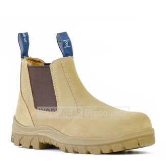 Bata Bata Mercury Pull On Steel Cap Boots
