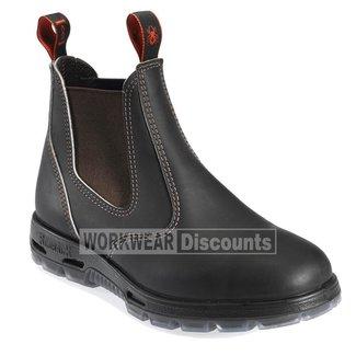 Redback Redback USBOK Bobcat Pull On Steel Cap Boots