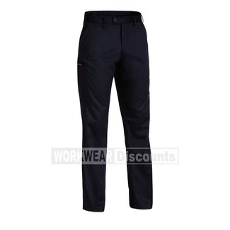 Bisley Bisley BP8010 Indura Flame Resistant Cotton Drill Pants