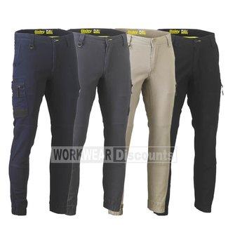 Bisley Bisley BPC6334 Flex & Move™ Stretch Cargo Cuffed Pants