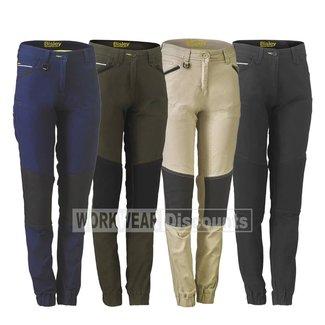 Bisley Bisley BPL6022 Womens Flex & Move™ Stretch Cotton Shield Pants