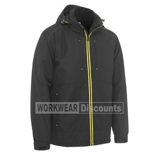 Bisley Bisley BJ6943 Flex & Move™ Heavy Duty Wet Weather Dobby Jacket