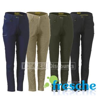 Bisley Bisley BPL6015 Womens Stretch Cotton Pants
