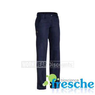Bisley Bisley BPL6007 Ladies Cotton Drill Pants