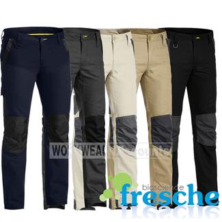 Bisley Bisley BPC6130 Flex and Move™ Stretch Cargo Pant