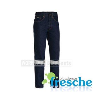 Bisley Bisley BP6050T Rough Rider Taped Denim Jeans