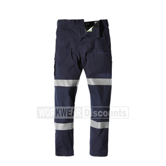 FXD Workwear FXD WP3T Taped 360 Stretch Cotton Work Pants
