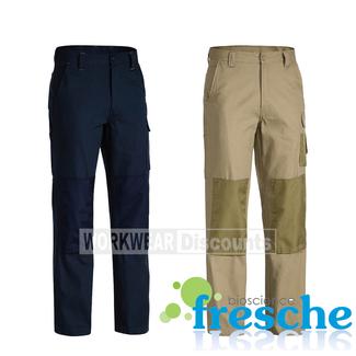 Bisley Bisley BPU6110 Razor Cotton Canvas Utility Pants