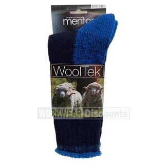 Mentor Mentor M26 Wooltek Australian Merino Sock