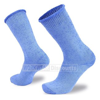 Mentor Wilderness Wear S104 'Thick Shake' Milk Protein Wool Sock