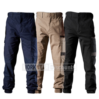 FXD Workwear FXD WP4 360 Stretch Cuff Cotton Work Pants