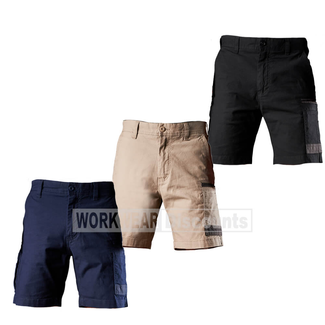 FXD Workwear FXD WS3 Stretch Cotton Cargo Shorts