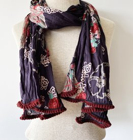LITTLE JOURNEYS INCOLA LITTLE JOURNEYS PAPILLON SCARF