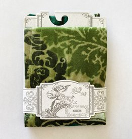 SOXTROT SOXTROT OLIVE DAMASK ON FOSSIL