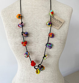 FICKLESTICKS N07A FICKLESTICKS SMALL GUMBALLS NECKLACE