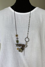 MY FAVORITE AUNT MY FAVORITE AUNT KEY TO HOME NECKLACE