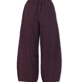 CYNTHIA ASHBY TRUNK SHOW RF334 CYNTHIA ASHBY PLAID PANT