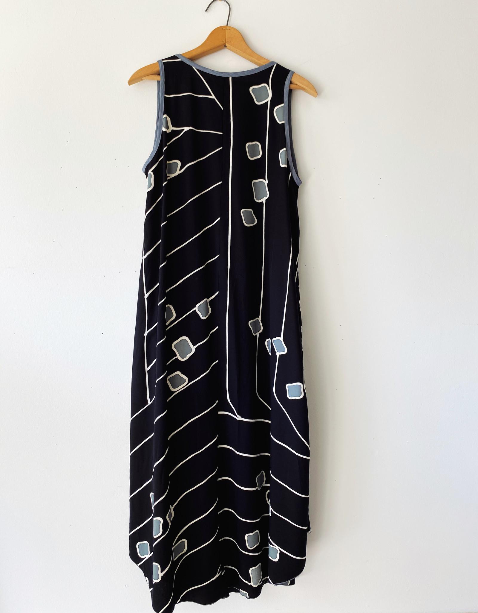 IGUANA N4063B IGUANA SWING TANK DRESS