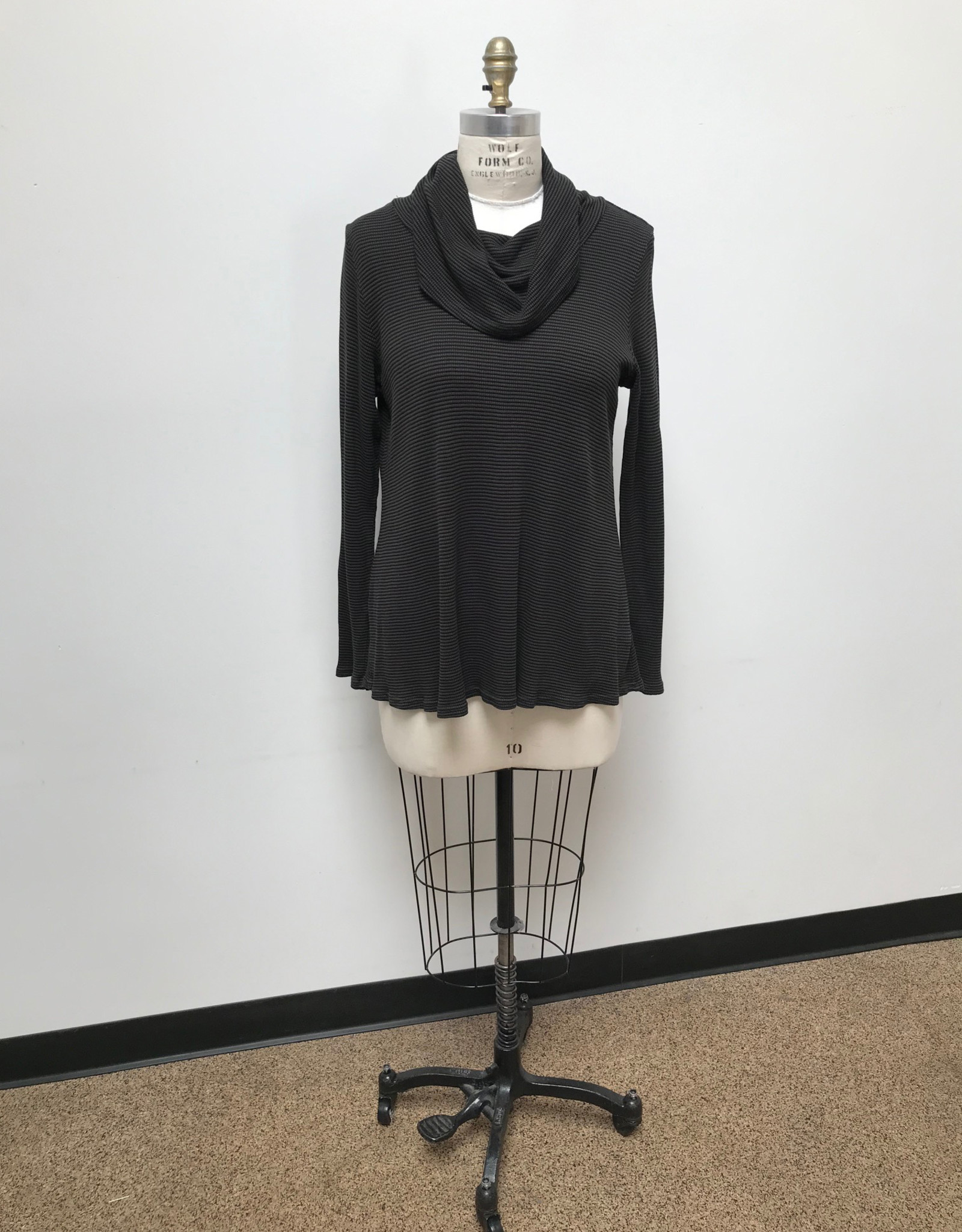 CUT LOOSE TRUNK SHOW 9347428 CUT LOOSE COWL NECK PULLOVER