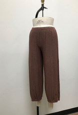 CUT LOOSE TRUNK SHOW 5022088 CUT LOOSE CROPPED PANT W/ DARTS