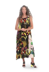 ALEMBIKA ALEMBIKA FLORAL TANK DRESS SD209J