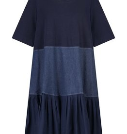 ALEMBIKA ALEMBIKA DENIM DRESS SD214D