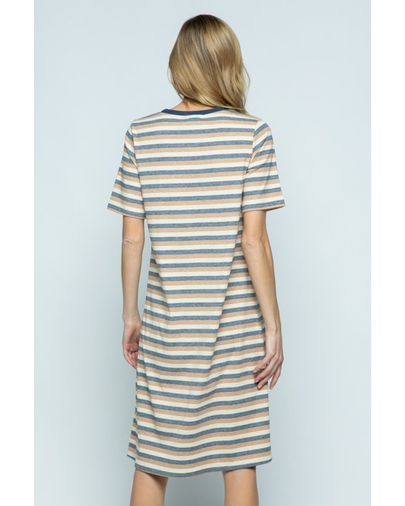 Take A Day Tee Dress