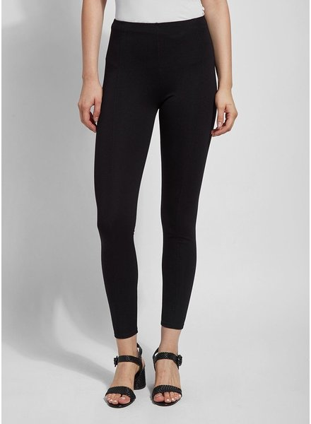 Lysse Taylor Seamed Legging Black