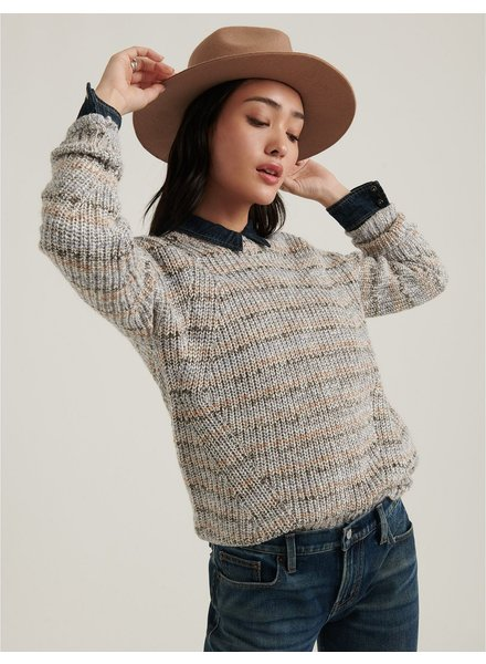 Lucky Brand Meadow Marled Sweater