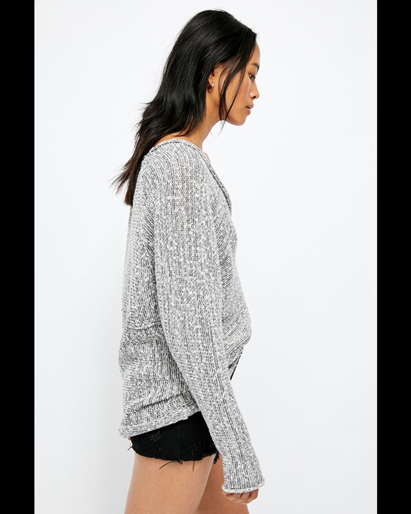 Free People Bright Lights V Sweater