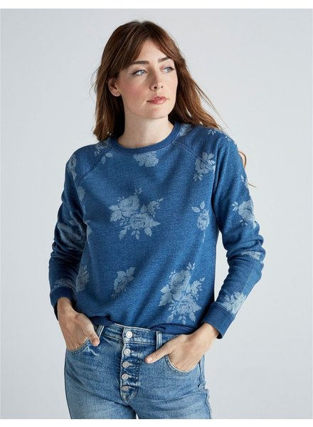 Lucky Brand Indigo Sprout Sweatshirt