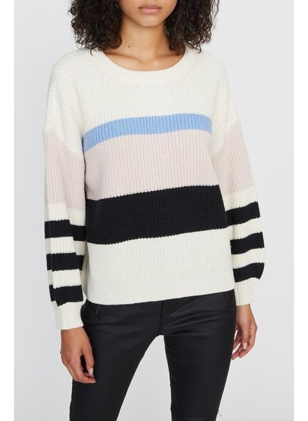 Sanctuary Playful Striped Sweater