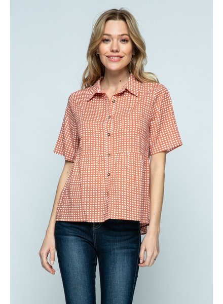 Square Peg Blouse