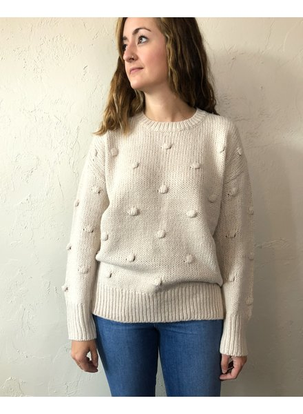 Powder Puff Pullover