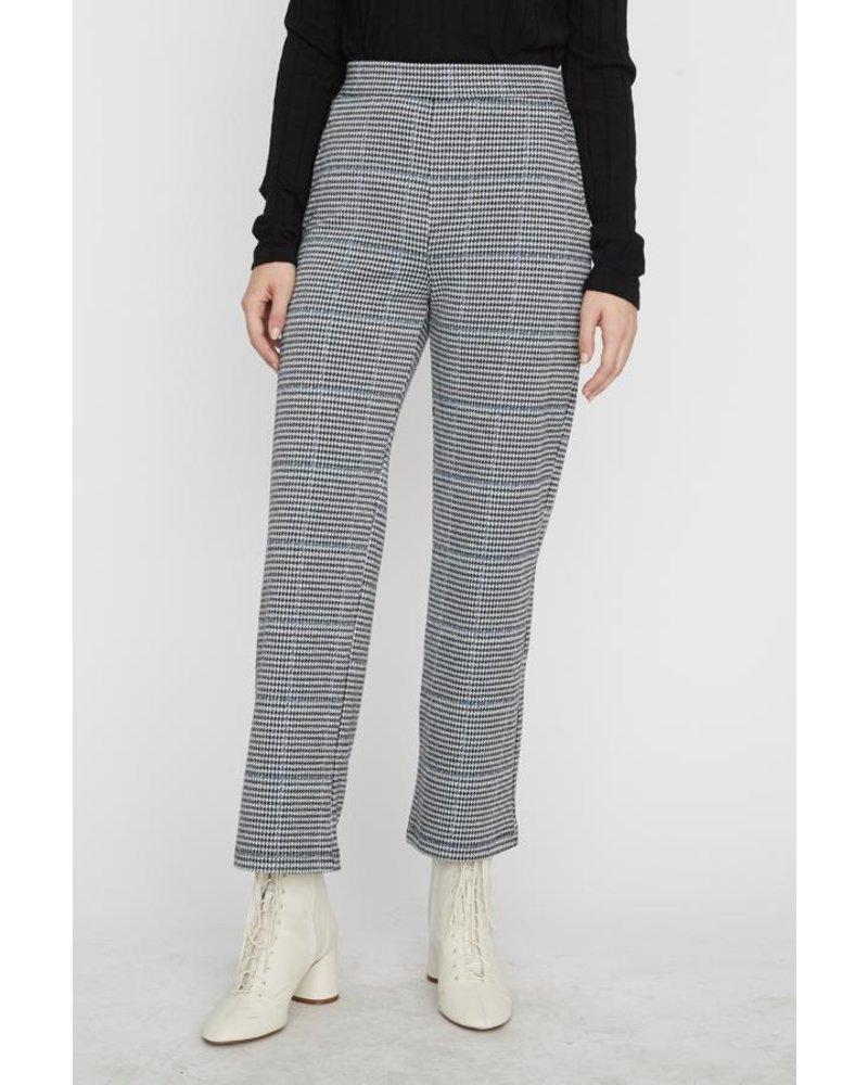 Sanctuary Icy Plaid Crop Pants