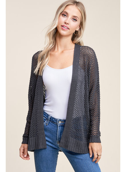 Relax A Little Cardigan