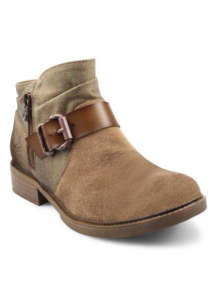 Vicky Ombré Ankle Boot Carmel