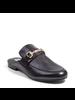 Steve Madden Kori Black Leather Slip-On