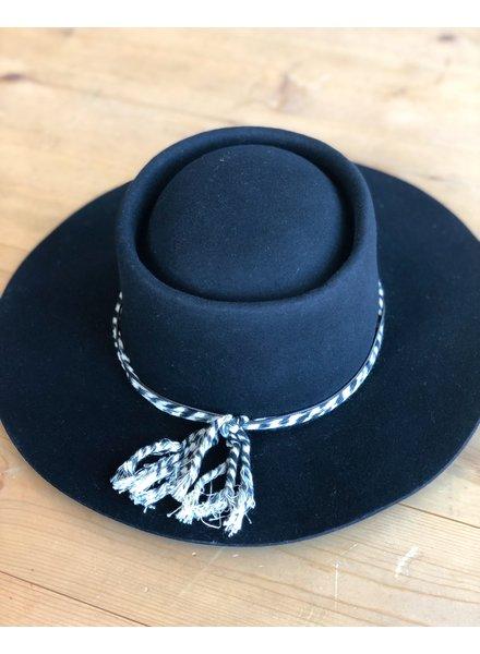 Double Band Gambler Hat